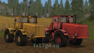 Мод трактор К-700 «Горбатый» для Farming Simulator 2017