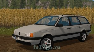 Мод авто Volkswagen Passat B3 для Farming Simulator 2017