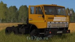 Скачать мод камаз 5490 для farming simulator 2017