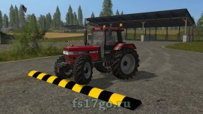 Мод Лежачий полицейский для Farming Simulator 2017