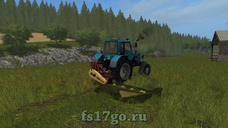скачать мод косилки для Farming Simulator 2017 - фото 8