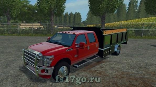ford f 350 farming simulator 2017