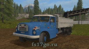 Мод самосвала Tatra 148 S3 для Farming Simulator 2017