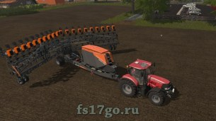 Мод сеялка 2017 Amazone 20 (20 рядная) для Farming Simulator 17