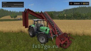 Мод конвейер «ПНД 250А» для Farming Simulator 2017