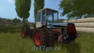 Мод чешский трактор «ST-180» для Farming Simulator 2017