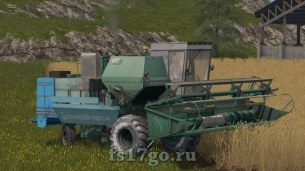 Енисей-1200 для Farming Simulator 2017