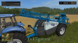 Мод «Blanchard ALT 2500» для Farming Simulator 2017
