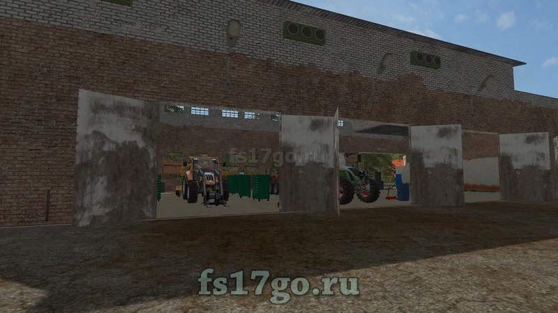 Скачать Мод FS17 Трактор МТЗ-82 красный v 1.1 для Фермер.