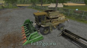 ДОН-1500Б для Farming Simulator 2017