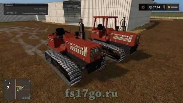 Мод FS17 Трактор Беларус МТЗ-82.1 v 2.0 для Фермер.