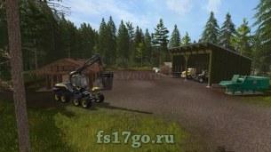 Карта «Snettertons Farm» в целях Farming Simulator 0017