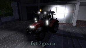 Мод «Massey Ferguson 5610/5630» для Farming Simulator 2017