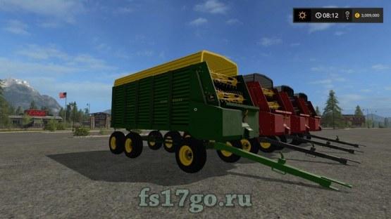 моды для farming simulator 2017 русская техника