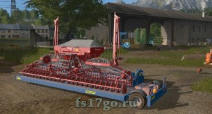 Мод «Rabe SKE 600 Pack» для Farming Simulator 2017