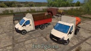 Мод ГАЗель Next на Фермер Симулятор 0017