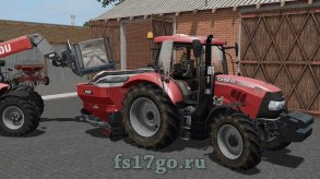 Мод Пак «Case IH Maxxum» для Farming Simulator 2017