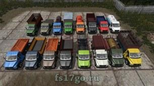 Мод «Газон Некст ПАК» интересах Farming Simulator 0017