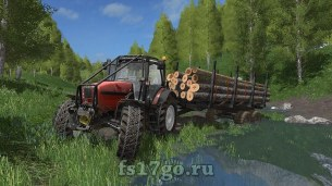 Мод «Same Fortis Forestry Edition» для Farming Simulator 2017