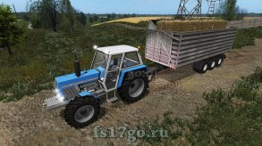 Мод «Chaff Tridem UAL» для Farming Simulator 2017