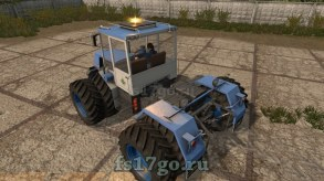 Мод трактора «Skoda Liaz 180» для Farming Simulator 2017