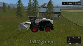 Мод «Claas Jaguar 800 Full Pack» для Farming Simulator 2017