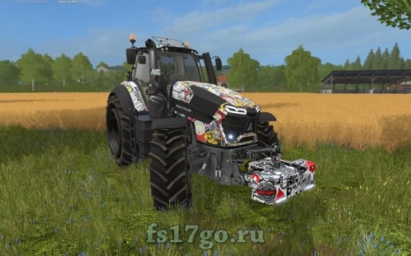 Мод «Greve Bomb weight 4t» для Farming Simulator 2017