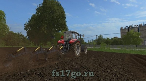 Мод «Unia Grudziadz Atlas» для Farming Simulator 2017