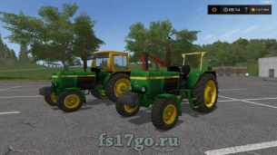 Мод «John Deere 1030» для Farming Simulator 2017