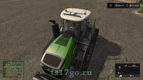 Мод трактор «Fendt 1165MT» для Farming Simulator 2017