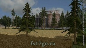 Карта «Opolszczyzna» для Farming Simulator 2017