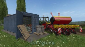 Мод «Refill Seed Container» для Farming Simulator 2017