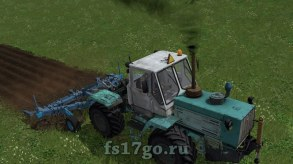 Мод плуг «ПЧ 4.5» для Farming Simulator 2017