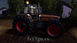 Мод «FENDT 900 Favorit» для Farming Simulator 2017