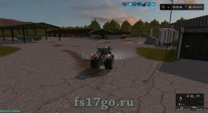 Карта «The Moris Land RUS» для Farming Simulator 2017