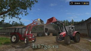 Мод «Stoll 1500mm Shovel» для Farming Simulator 2017