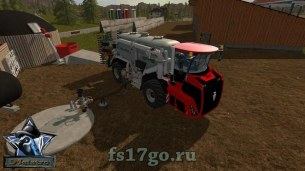 Мод «Holmer Terra Variant 585» для Farming Simulator 2017
