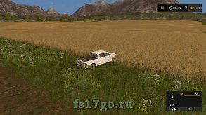 Карта «село Каменка» для Farming Simulator 2017