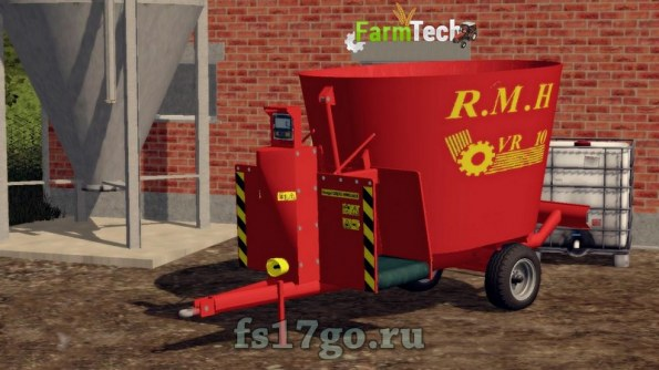Мод «RMH VR10» для Farming Simulator 2017