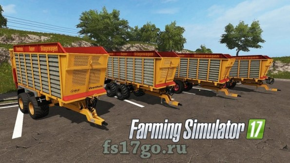 Мод «Veenhuis SW Pack» для Farming Simulator 2017