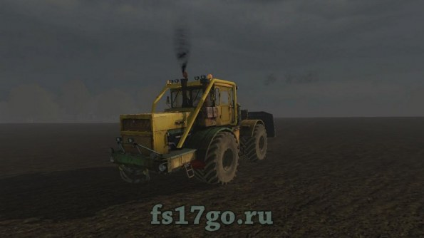 Мод «Kirovets K700A Alt» для Farming Simulator 2017