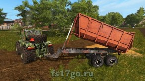 Мод «PTS-9» для Farming Simulator 2017