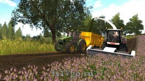 Карта «Le bout du monde» для Farming Simulator 2017