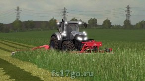 Мод «Case IH Optum CVX» для Farming Simulator 2017
