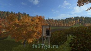 Карта «Sudharz Seasons» для Farming Simulator 2017
