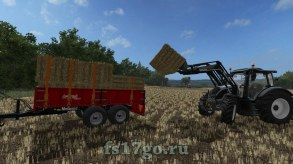 Мод прицепов «MetaMid DS» для Farming Simulator 2017