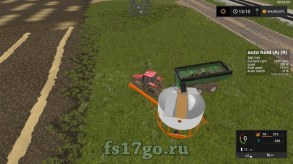 Мод «Ahrens field bin» для Farming Simulator 2017