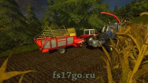 Мод «Pottinger Euroboss 250T/290T» для Farming Simulator 2017