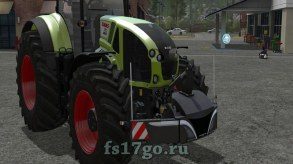 Мод «Safety Weight» для Farming Simulator 2017