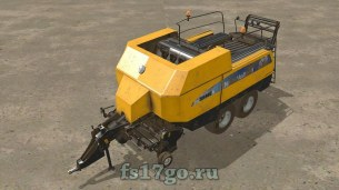 Мод «New Holland Big Baler 960a» для Farming Simulator 2017